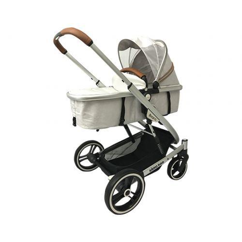 Бебешка количка Divaina 2в1 с трансформираща се седалка